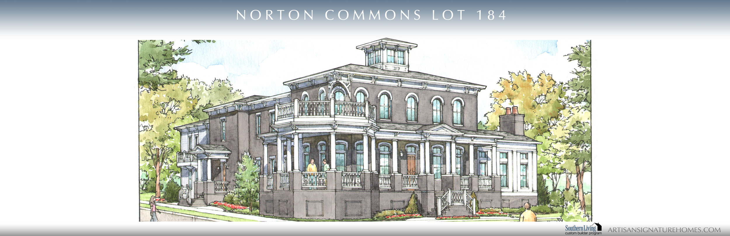 Norton Commons Lot 184 on Custom Home Floor Plans