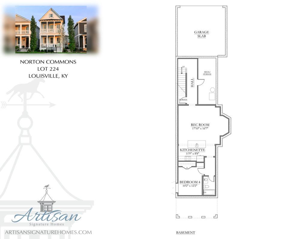 Artisan signature homes custom home builder louisville for Kentucky dream homes floor plans