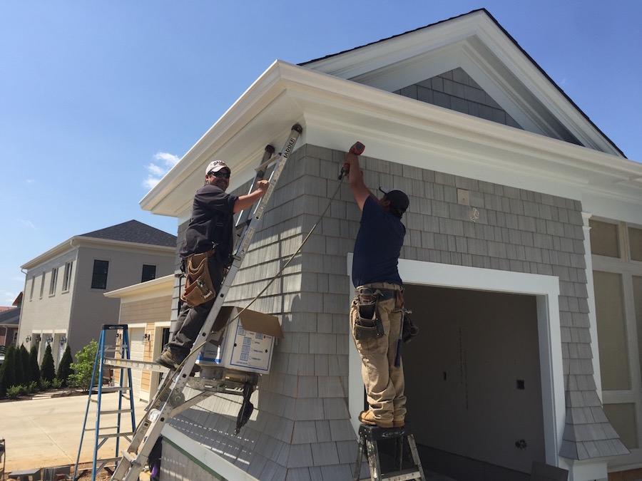 Artisan Signature Homes | Custom Home Builder | Louisville | Adding Exterior  Materials To Your Custom Home Part 22