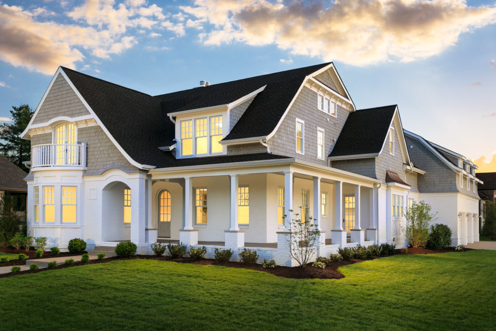 Artisan signature homes custom home builder louisville for Portfolio home plans