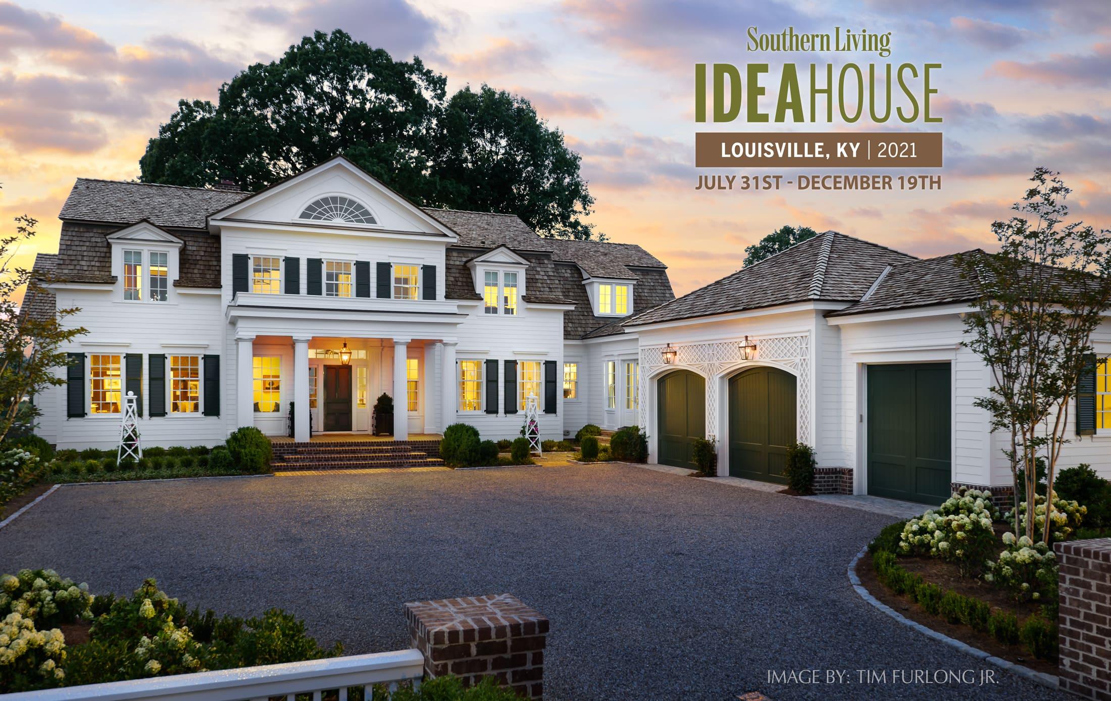 Tim Furlong Jr. - 2021 Southern Living Idea House Official